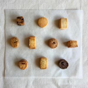 maruto:10種類の小さなお菓子